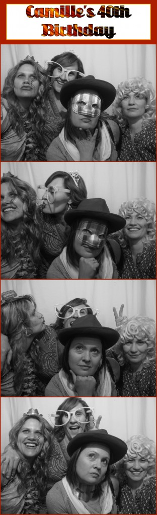 Create the Memories Photo Booth