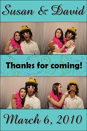 Create the Memories Photo Booth Rentals DFW Verticle Triple